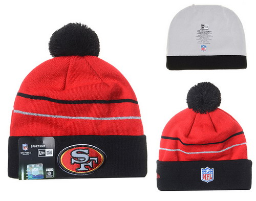 San Francisco 49ers Beanies YD023