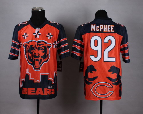 Wholesale Chicago Bears Ben LeCompte Jerseys