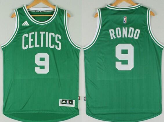 5784479828c ... czech boston celtics 9 rajon rondo revolution 30 swingman 2014 new  green jersey boston celtics nba