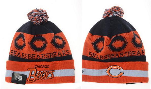 Chicago Bears Beanies YD012