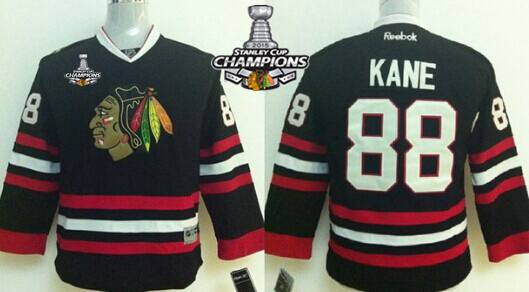 youth chicago blackhawks 10 patrick sharp black chicago blackhawks 88 patrick kane black kids jersey