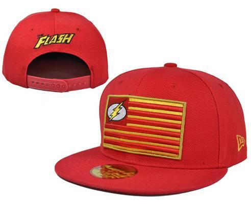 Marvel Super Hero Squad The Flash Adjustable Snapback LH07