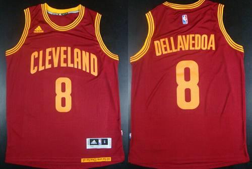 ... Mens Cleveland Cavaliers 8 Matthew Dellavedova Revolution 30 Swingman  2014 New Red Jersey Adidas NBA ... 39c29ce7e