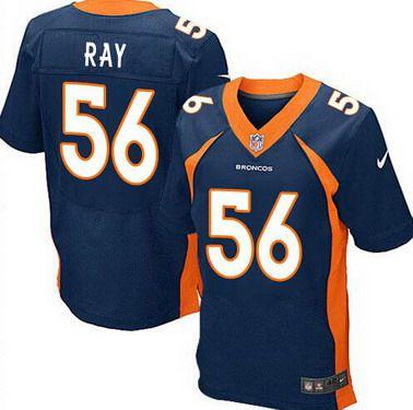 ... Youth Game Jersey - elistindiario.com Mens Denver Broncos 56 Shane Ray  2013 Nike Navy Blue Elite Jersey ... a7d6a43e2