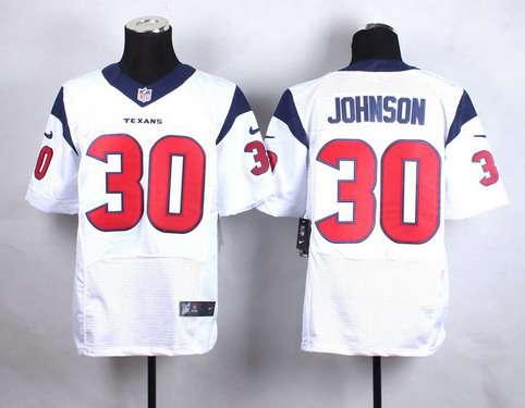 reputable site 681b9 80418 Men's Houston Texans #11 Jaelen Strong Nike White Elite ...