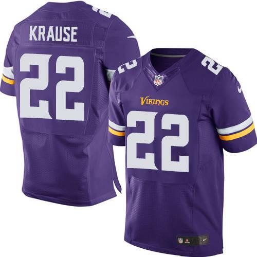 462901ec0 Minnesota Vikings  88 Alan Page White Road NFL Nike Elite Jersey on ...