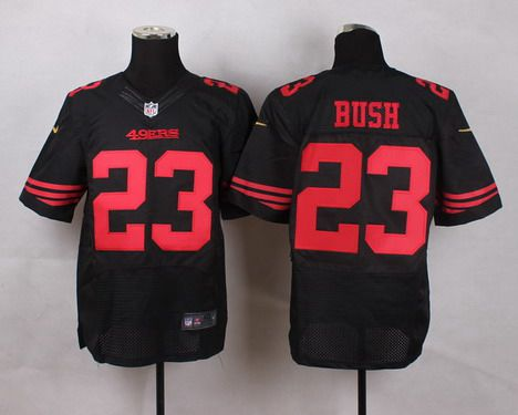 NFL Jerseys Sale - Men's San Francisco 49ers #84 Blake Bell Nike Red Elite Jersey on ...