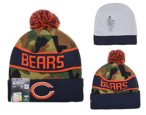 Chicago Bears Beanies YD013