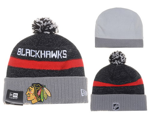 Chicago Blackhawks Beanies YD004