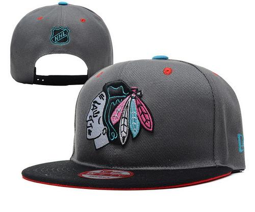 Chicago Blackhawks Snapbacks YD022