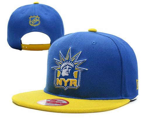 New York Rangers Snapbacks YD001