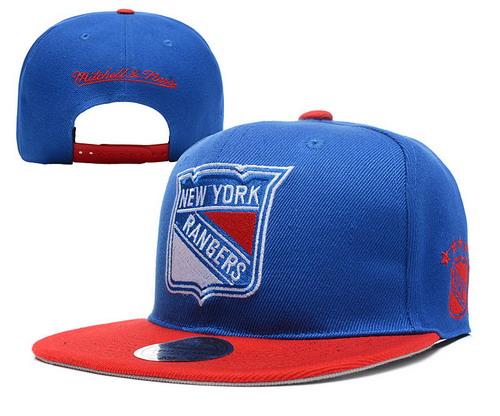 New York Rangers Snapbacks YD002