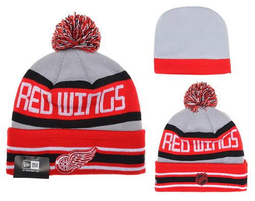 Detroit Red Wings Beanies YD006