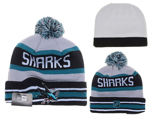 San Jose Sharks Beanies YD002