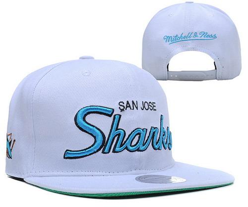 San Jose Sharks Snapbacks YD004