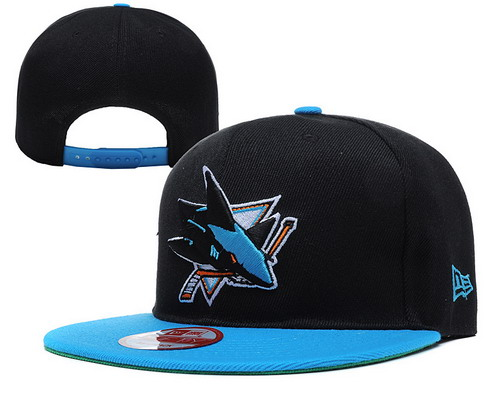 San Jose Sharks Snapbacks YD005