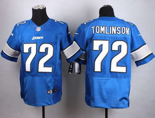 Nike jerseys for wholesale - Men's Detroit Lions #90 Gabe Wright Nike Light Blue Elite Jersey ...