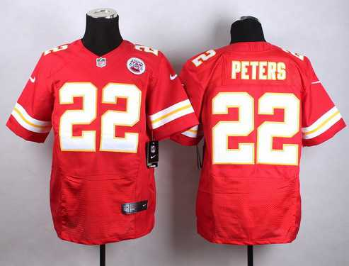 f657b0479 ... NFL Jerseys Nike Kansas City Chiefs 22 Marcus Peters Red Elite Jersey  ...