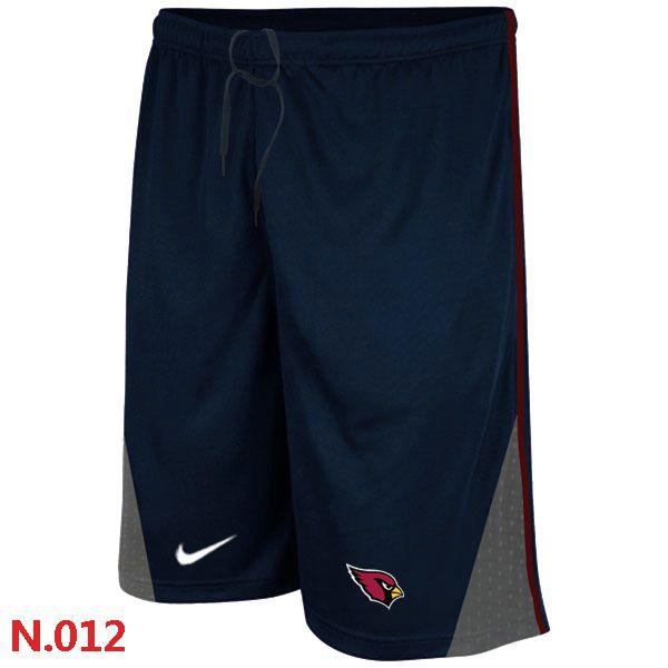 ID105241 Nike NFL Arizona Cardinals Classic Shorts Dark blue