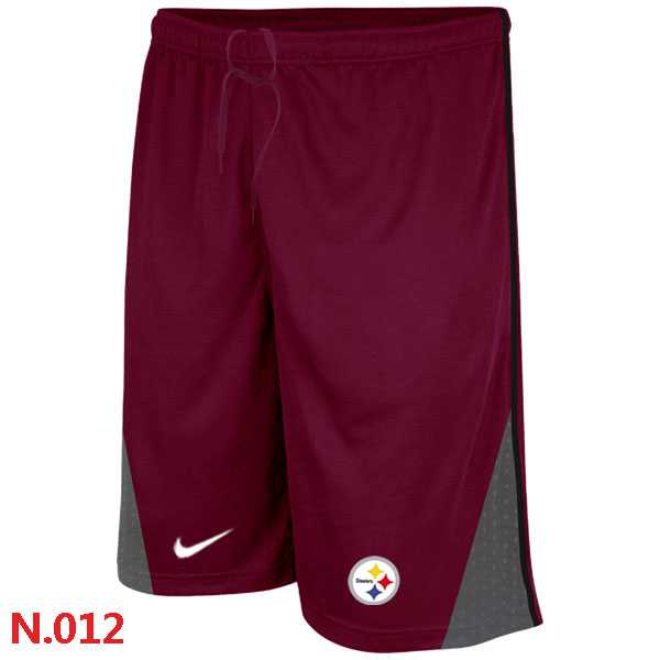 a5634def643 Nike NFL Pittsburgh Steelers Classic Shorts Red on sale