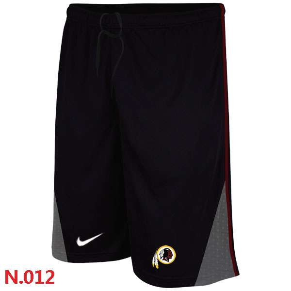 Nike NFLWashington Red  Skins Classic Shorts Black