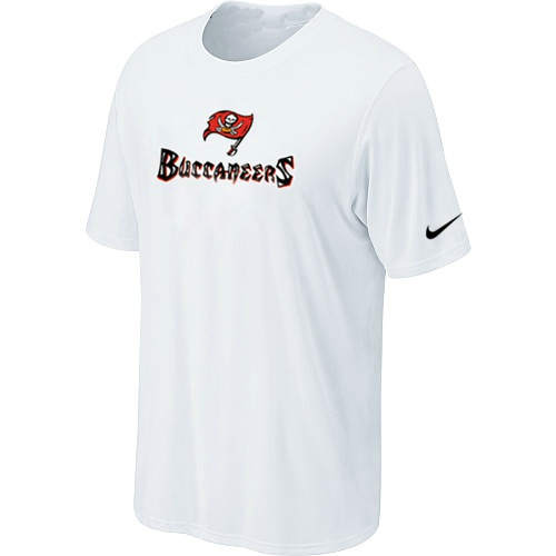 Nike Tampa Bay Buccaneers Sideline Legend Authentic Font T-Shirt ...