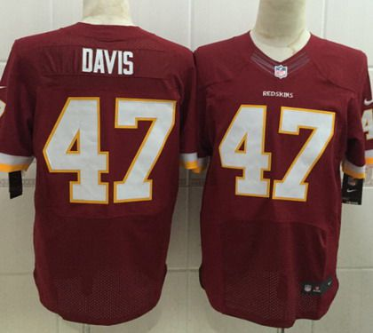 Cheap NFL Jerseys Wholesale - Men's Washington Redskins #86 Jordan Reed White Road NFL Nike ...