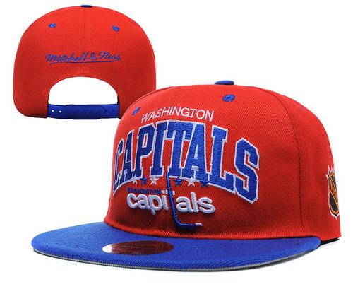 Washington Capitals Snapbacks YD002