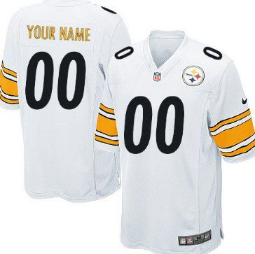 8408756f6 Youth Nike Philadelphia Eagles Customized White Game Jersey on sale ...
