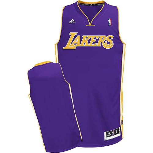 804a40c0cf3 Mens XlKobe Los Angeles Lakers Blank Purple Swingman Jersey NBA Los Angeles  Lakers 24 Kobe Bryant ...