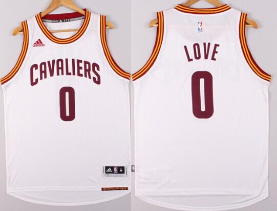 3b7519541806 new zealand cleveland cavaliers 0 kevin love revolution 30 swingman 2014  new white jersey a94c2 62707