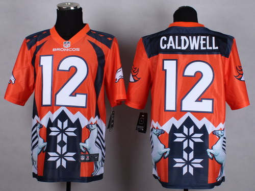 andre caldwell jersey