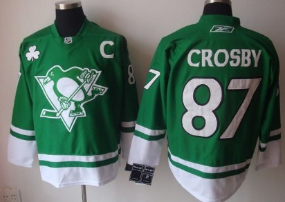 the latest 07766 15974 pittsburgh penguins st patrick's jersey
