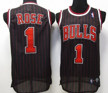 chicago bulls rose 1 jersey