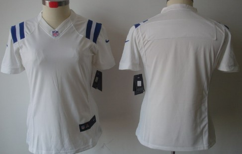 blank colts jersey