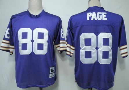 alan page jersey