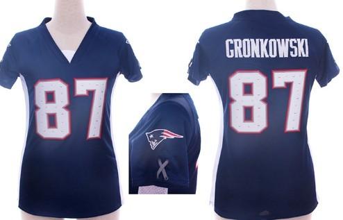 womens gronk jersey