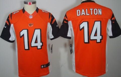 andy dalton kids jersey