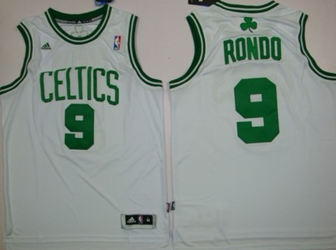 Boston Celtics  34 Paul Pierce Revolution 30 Swingman Green With ... 9a264f1f7