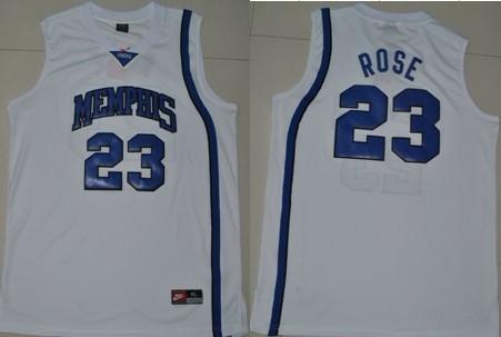 derrick rose basketball jersey
