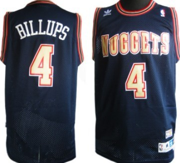 new style 14eaa 366c3 chauncey billups throwback jersey