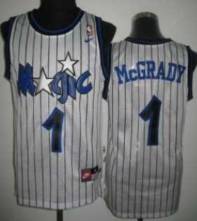 0e30ef2f7 ... australia orlando magic 1 tracy mcgrady white swingman throwback jersey  de41d 887c1