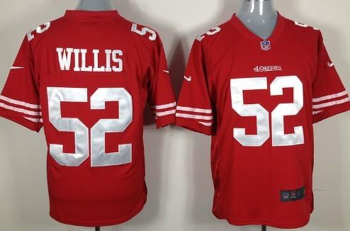 patrick willis jersey