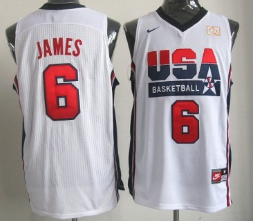 best service 2a605 3503e team usa lebron shirt