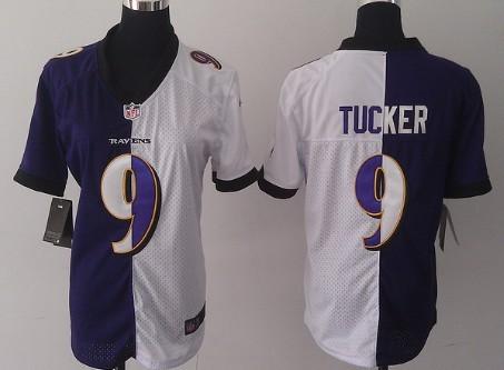justin tucker stitched jersey