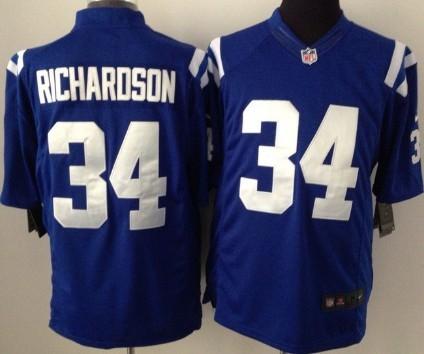 trent richardson jersey