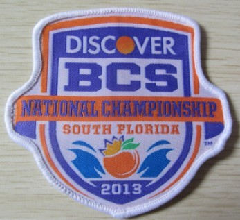 2013 BCS Bowl Champions Patch