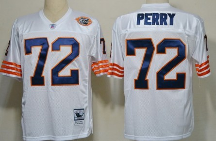 william perry throwback jersey