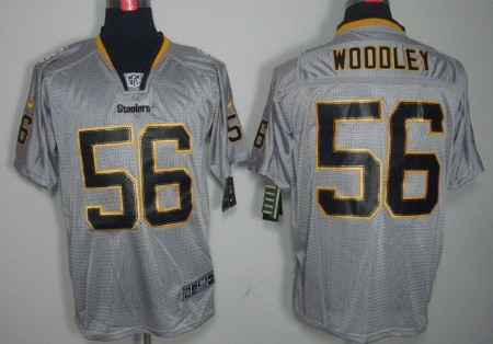 Pittsburgh Steelers #56 LaMarr Woodley