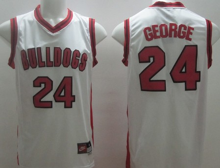info for a160b 01f60 Fresno State #24 Paul George White Jersey on sale,for Cheap ...